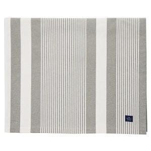 Lexington Striped Pöytäliina Vihreä 150x250 Cm