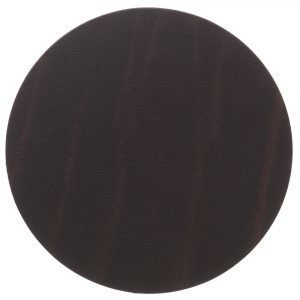 Lind Dna Circle Lasinalunen Buffalo Brown Ø10 Cm