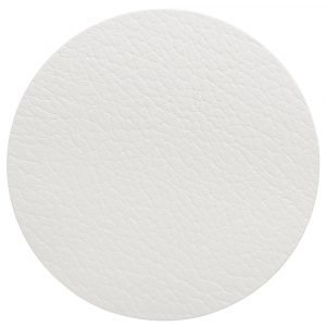 Lind Dna Circle Lasinalunen Bull White Ø10 Cm