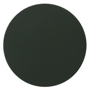 Lind Dna Circle Lasinalunen Softbuck Dark Green Ø10 Cm