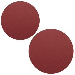 Lind Dna Circle Set Pannunalunen Bull Red