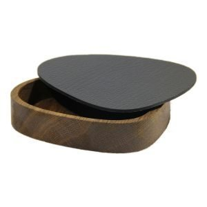 Lind Dna Curve Kannellinen Rasia Oak Smoked / Bull Black