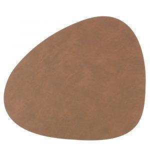 Lind Dna Curve L Pöytätabletti Nupo Brown 37x44 Cm