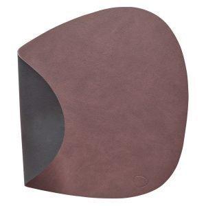 Lind Dna Curve L Pöytätabletti Nupo Purple / Black 37x44 Cm
