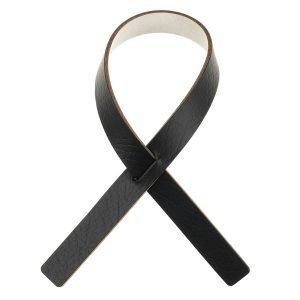 Lind Dna Loop Servettirengas Black / Metallic 4-Pakkaus