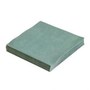 Lind Dna Servetti Pastel Green 20-Pakkaus