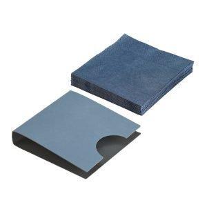 Lind Dna Servettipidike Dark Blue / Black