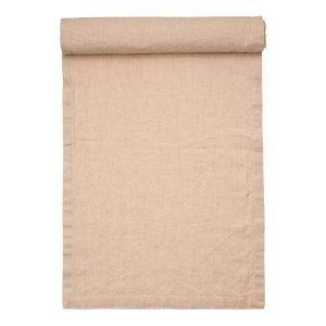 Linum Hedvig Kaitaliina Dusty Pink 45x150 Cm