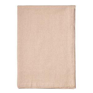 Linum Hedvig Pöytäliina Dusty Pink 170x170 Cm