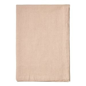 Linum Hedvig Pöytäliina Dusty Pink 170x250 Cm