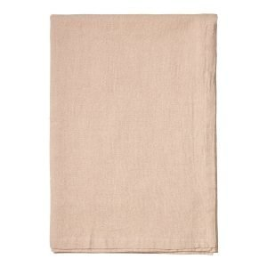 Linum Hedvig Pöytäliina Dusty Pink 170x330 Cm