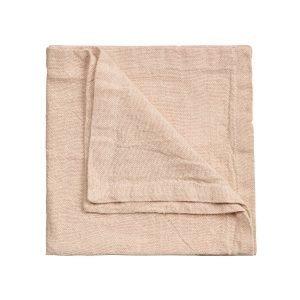 Linum Hedvig Servetti Dusty Pink 45x45 Cm