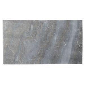 Linum Marble Tarjotin Granite Grey 25x45 Cm