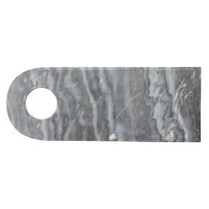 Linum Marble Tarjotin L Granite Grey