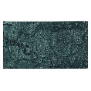Linum Marble Tarjotin Pine Green 25x45 Cm