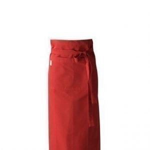 Linum Marmite Esiliina 90X90 Punainen