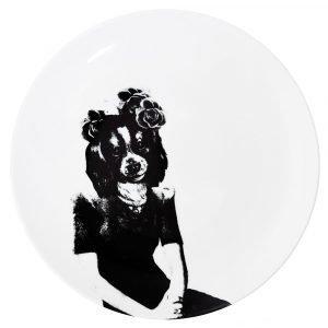 Lisa Bengtsson Oss Kvinnor Emellan Lautanen Tvilling Hund 26 Cm