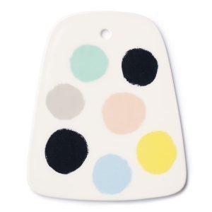 Littlephant Dots Tarjoilutarjotin Multi