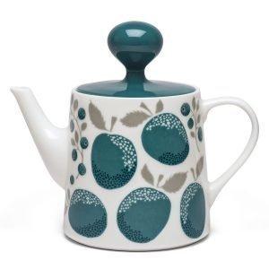 Littlephant Plum Teekannu Valkoinen / Sininen 1