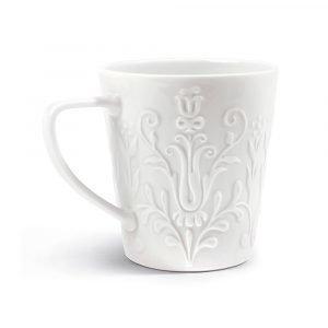 Lladro Logos Muki Valkoinen