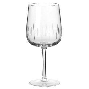 Louise Roe Crystal Glass Punaviinilasi Kirkas