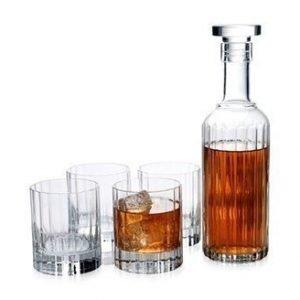 Luigi Bormioli Bach whiskysetti 5 osaa