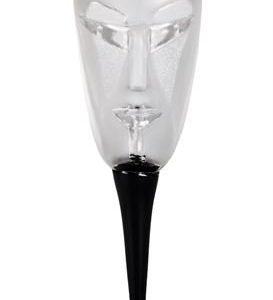 Målerås Glasbruk Kubik Viinilasi Selkeä