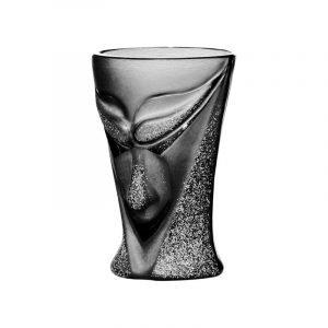 Målerås Glasbruk Rackarn Snapsilasi