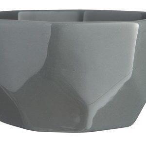 Madam Stoltz Kulho Deep Grey Ø 14 cm x K 7