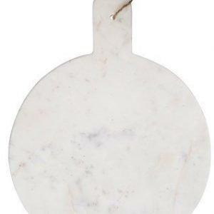 Madam Stoltz Pyöreä marmoritarjotin Ø 29 cm