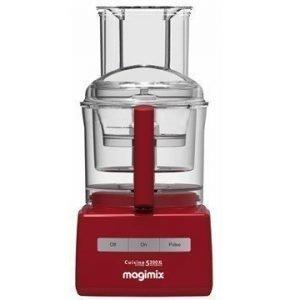Magimix Jubileum 5200 XL Monitoimikone 1100W Punainen