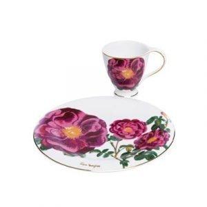 Magnor Ostindia Kahvikuppi Rose
