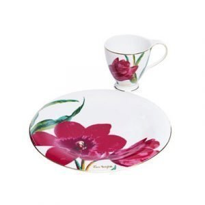 Magnor Ostindia Kahvikuppi Tulip