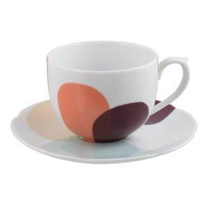 Magnor Tiljen Kahvikuppi Valkoinen 23 Cl