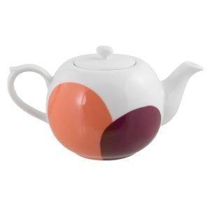 Magnor Tiljen Teekannu Valkoinen 75 Cl