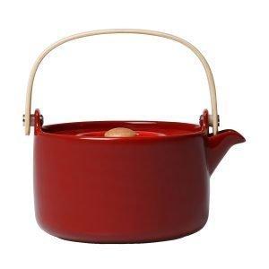 Marimekko Oiva Teekannu Punainen 70 Cl