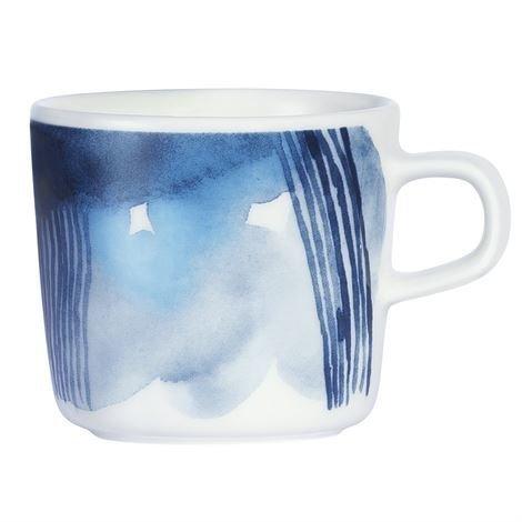 Marimekko Sääpäiväkirja Kahvikuppi Sininen