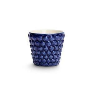 Mateus Bubbles Espressokuppi Sininen 10 Cl