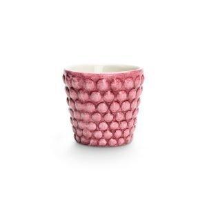 Mateus Bubbles Espressokuppi Vaaleanpunainen 10 Cl