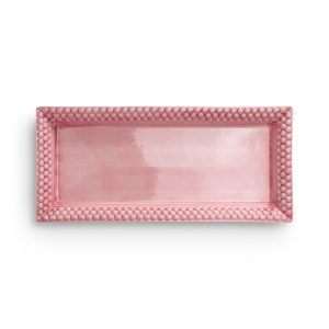 Mateus Bubbles Tarjotin Large Vaaleanpunainen 23x50 Cm