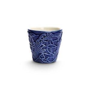 Mateus Lace Espressokuppi Sininen 10 Cl