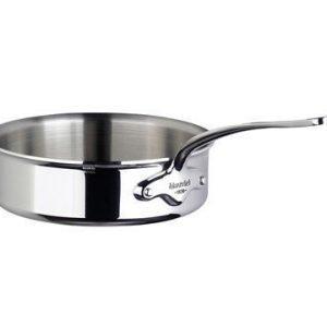 Mauviel Cook Style Kasaripannu kiillotettua teräsä 1