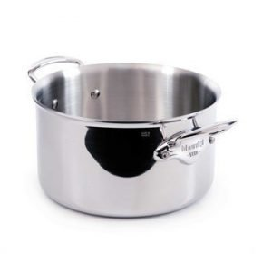 Mauviel Cook Style Pata korkea 2