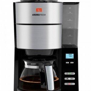 Melitta Aroma Fresh Kahvinkeitin Teräksenvärinen