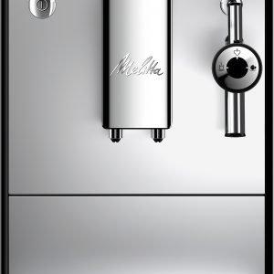 Melitta Caffeo Solo & Perfect Milk Kahvikone Musta / Hopea
