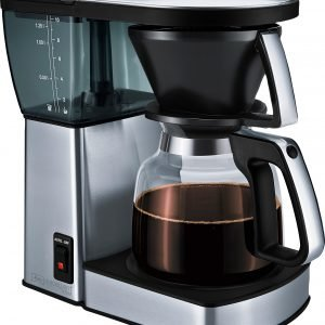 Melitta Excellent Steel Kahvinkeitin Ruostumaton Teräs Hopea