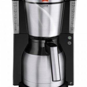 Melitta Look 4.0 Therm De Luxe Steel Kahvinkeitin
