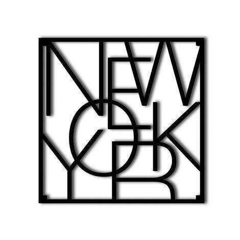Men At Work City Trivet Pannunalunen New York