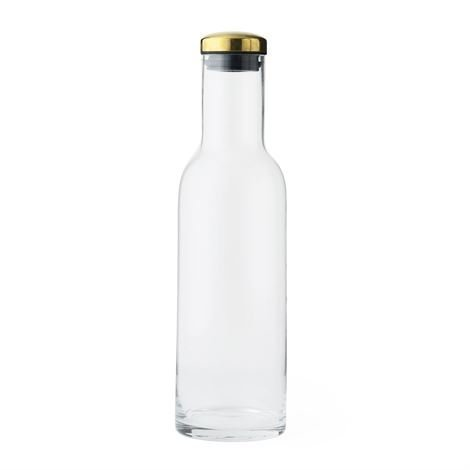 Menu Bottle Karahvi 1 L Lasi-Messinki
