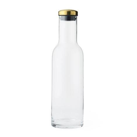 Menu Bottle Karahvi 1 L Lasi-Messinki